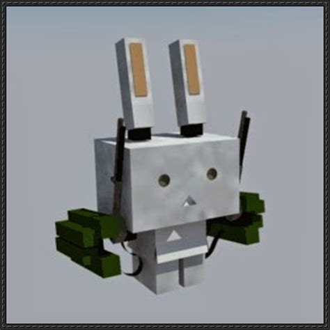 Paper Craft Square - papercraftsquare new paper craft danbo war unit 244