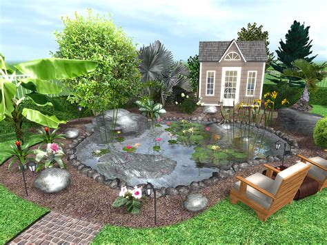 backyard landscape design landscape design software by idea spectrum realtime landscaping architect features