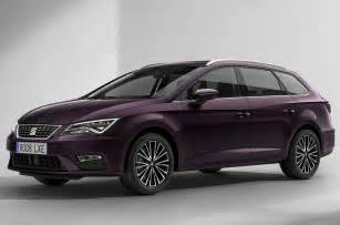 new seat cars 2017 seat facelift revealed autocar