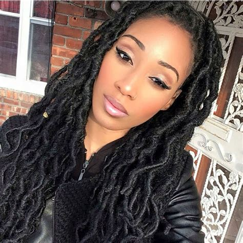 Faux Locs Galore! Hottest Faux Loc Styles You'd Love To Try