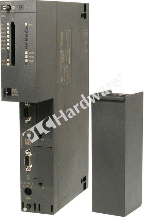 Simatic S7 400 Cpu 6es7414 4hm14 0ab0 Siemens plc hardware siemens 6es7414 4hm14 0ab0 simatic s7 400h cpu 414 4h 2 8mb