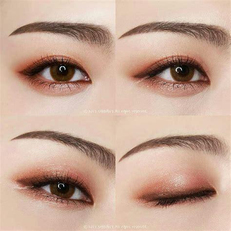 Eyeliner Korea hannahk2925 asain makeup makeup