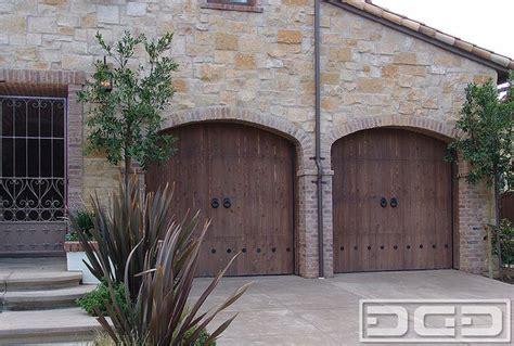 tuscan garage door 08 rustic architectural garage door