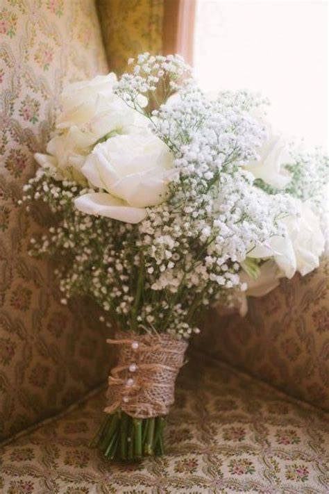 Wedding Bouquet Baby S Breath by 23 Baby S Breath Wedding Decor Ideas And