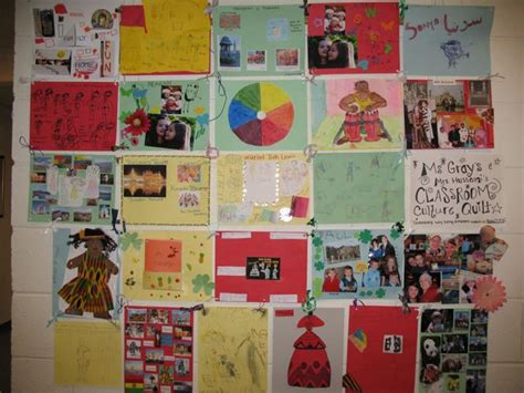 cultural themes exles a classroom cultural quilt i had each student take home a