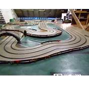 3 Lane Routed MDF Magnabraid Slot Car Track  YouTube