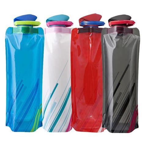 Berkualitas Botol Minum Lipat 700ml White Botol Minum Lipat 700ml White Jakartanotebook