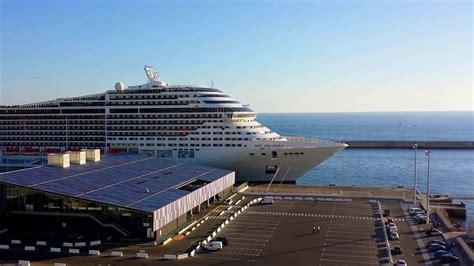 porto marsiglia uscita dal porto marsiglia costa magica settembre 2016