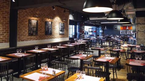 Mamas Kitchen by Restaurant Kitchen Caff 232 224 Lille 59800 Menu Avis