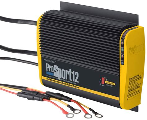 boat battery charger bass pro onboard chargers bass boats canoes kayaks and more