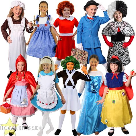 book characters book character costumes fairytale world book day