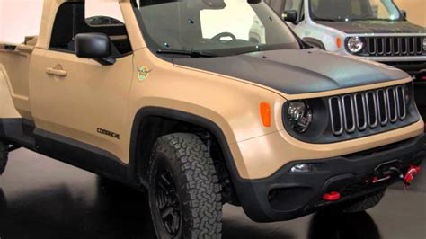 jeep renegade concept jeep renegade concept 2017
