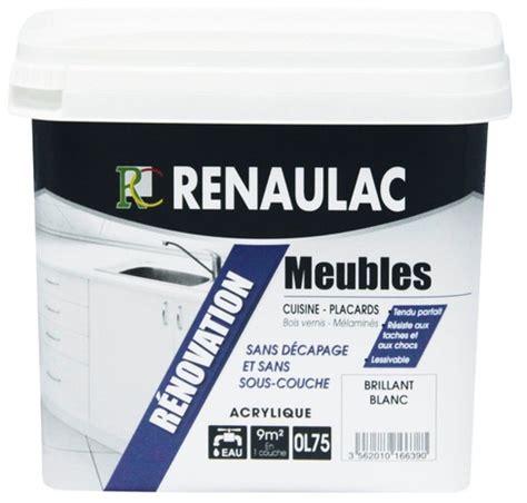 Peinture Acrylique Pour Meuble by Peinture Acrylique De R 201 Novation Meubles De Cuisine Et