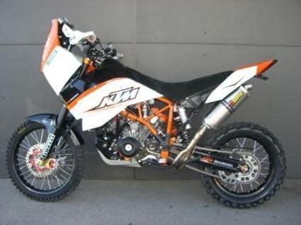 Ktm Motorrad Typen by Umgebautes Motorrad Ktm 950 Superenduro R Vom Typ Enduro