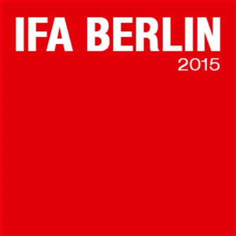 wann ist die ifa 2015 die ersten ifa neuheiten 2015 delonghi und