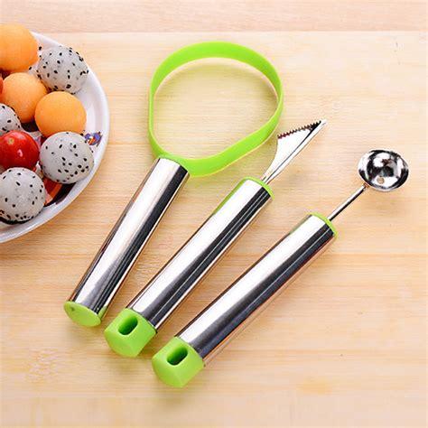 Sendok Set Tsum Tsum 3in1 sendok scoop pengerok 3in1 serut pengupas buah 582 barang unik china barang unik murah