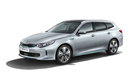 Kia Optima Top Speed by Kia Optima Sportswagon In Combines Cargo Space With