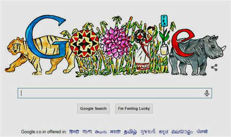 doodle 4 australia 2014 doodle 4 india winner paints assam s and