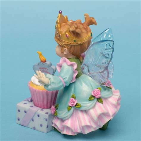 birthday princess my kitchen fairies figurine