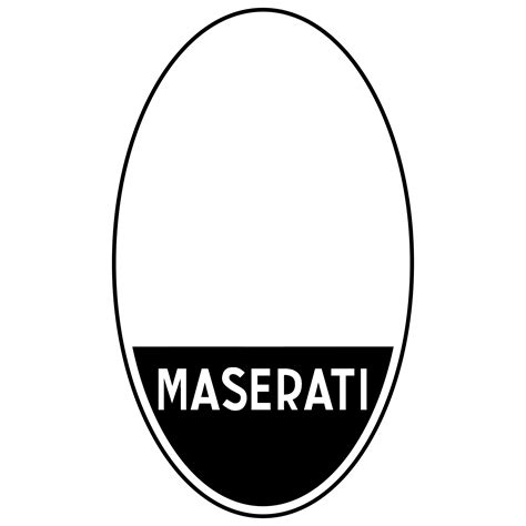 maserati logo white maserati logo png transparent svg vector freebie supply