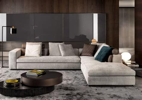 Minotti Home Design Products by Leonard Sofa Minotti Tomassini Arredamenti