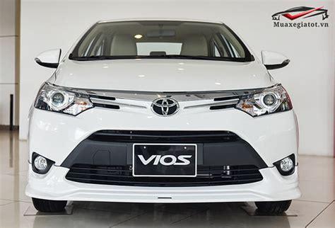 2016 Toyota Vios 1 5 G Mt Trd gi 225 xe toyota vios mới nhất giao ngay t4 b 225 n xe vios trả g 243 p