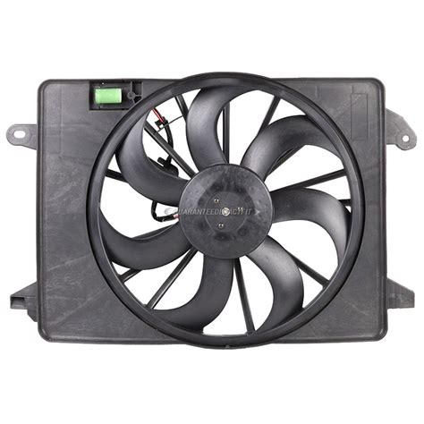 2007 dodge charger radiator fan dodge charger cooling fan assembly