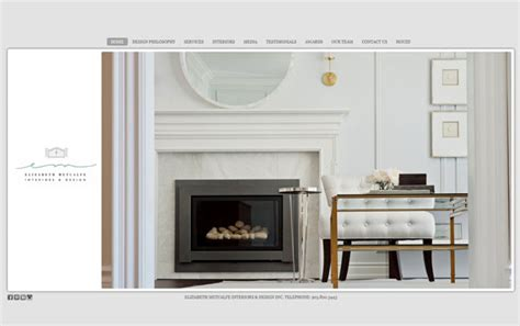 Color Shade by 33 Clean Minimalist And Simple Interior Design Websites