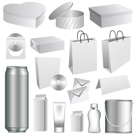 3d packaging templates 3d packaging mockup template free vector