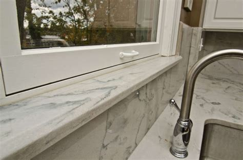 Kitchen Faucet by Window Sills Gta Stone Countertops