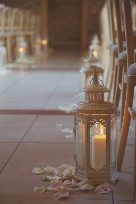 27 Creative Lanterns Wedding Aisle Decor Ideas   Wedding