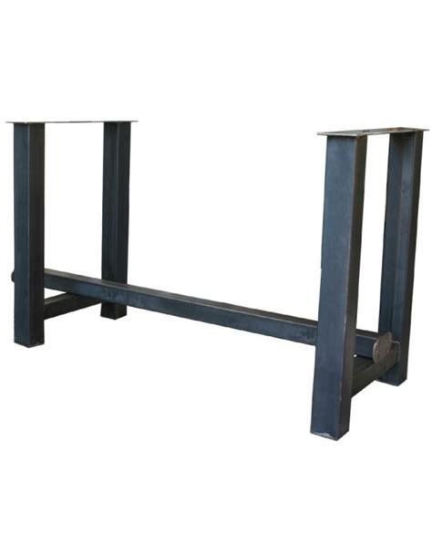 gestell tisch metall 3er set bartisch gestell metall grau tischgestell bar