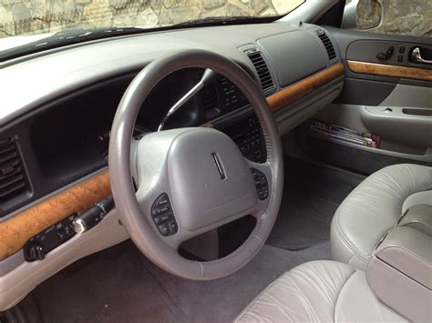 2002 Lincoln Continental Interior by 2002 Lincoln Continental Pictures Cargurus
