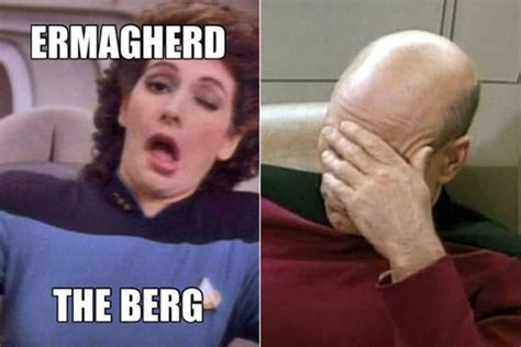 Star Trek Picard Meme - george takei s nine favorite star trek memes the daily