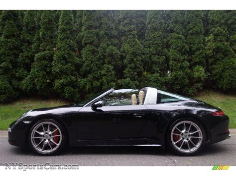 Porsche Targa Black by 2015 Porsche 911 Targa 4s In Jet Black Metallic Photo 3