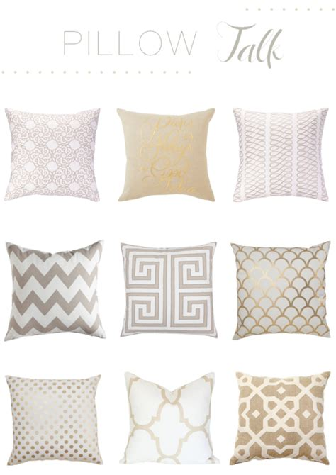 cream pillows for sofa these cream and gold geometric pillows would be great on a