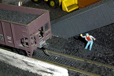 Pictures Of Mills Found At Dump Returned To Sir Paul Article Is Just Without Jpegleg by Steel Industry Model Railroad Operations Streator