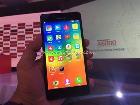 Lenovo A6000 Febuari 20 000 lenovo a6000 units sold out in 3 seconds