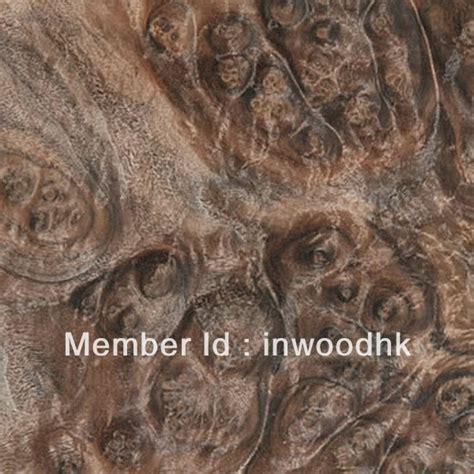 Natural Black Walnut Burl Wood Veneer Jpg
