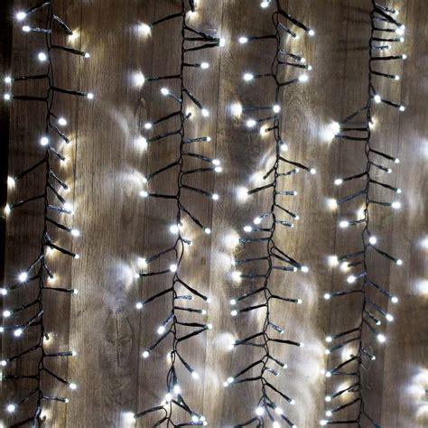 Lu Natal Led Bossecom cortina luminosa taschibra 227 o 360 leds branca ilumina 231 227 o de natal no br