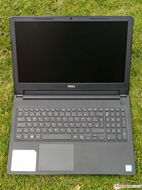 Notebook Dell Vostro test dell vostro 15 3568 7200u 256gb laptop