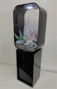 Black Gloss Aquarium Stand suitable for the BiOrb Aquarium Range