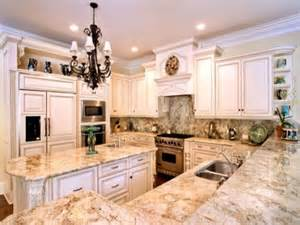 color granite countertops kitchen colors with cherry