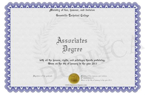 business administration for associate degree in