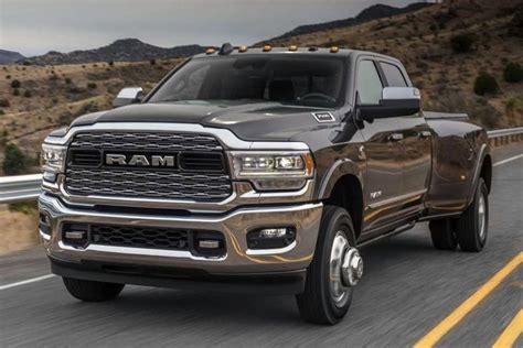 2020 Dodge Ram Truck by 2020 Ram Truck 3500hd Brings 16 Tonne Towing Capacity