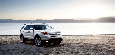 ford explorer  outstanding suv