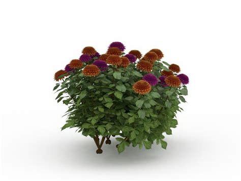 garden flowers  model ds max files