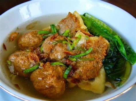 cara membuat kuah bakso dengan kaldu ayam resep bakso tahu goreng kuah