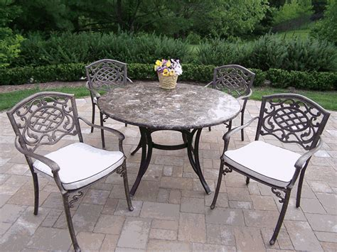 steel or aluminum patio furniture metal furniture metal patio sets metal garden furniture