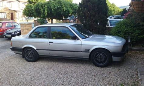 bmw 318i silver bmw 318i e30 silver 1990 for sale in knocklyon dublin